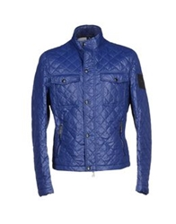 Richmond Denim Jackets Blue