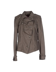 Juicy Couture Jackets Khaki