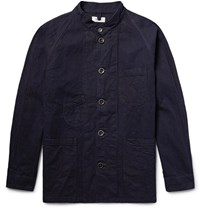 Chimala Indigo Dyed Denim Jacket Indigo