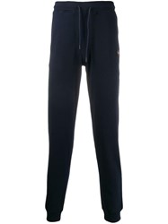 Paul And Shark Classic Track Trousers Blue
