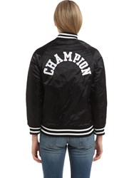 Champion Nylon Bomber Jacket