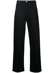 Ex Infinitas Ultra Relaxed Jeans Cotton Black