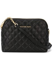 Michael Michael Kors Large Quilted 'Cindy' Bag Black