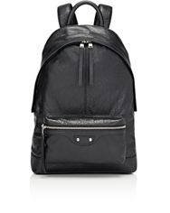 Balenciaga Men's Arena Classic Backpack Black