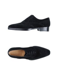 Sutor Mantellassi Lace Up Shoes Steel Grey