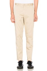 Acne Studios Alfred Satin Trousers In Neutrals