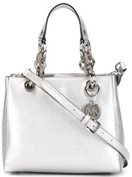 Michael Michael Kors Small Shoulder Bag Metallic