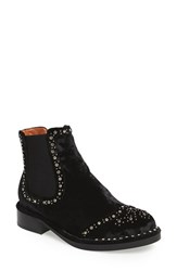 Jeffrey Campbell Women's 'Galahad' Crystal Embellished Chelsea Boot