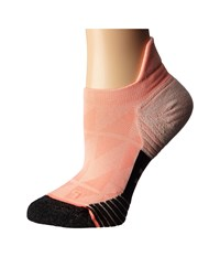 Stance Captain Red Women's Crew Cut Socks Shoes