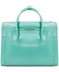 Mcklein Lake Forest Briefcase Mint