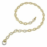 Torrini Romance 18K Gold And Diamonds Necklace