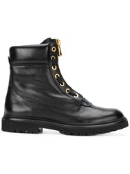 Bally Gaja Boots Women Calf Leather Leather Rubber 36 Black