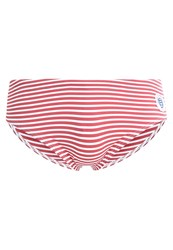Robinson Les Bains Stanford Swimming Shorts Red