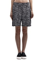 Damir Doma Womens Prao Shorts Black