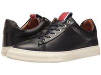 Vince Camuto Quin Midnight White Red Men's Shoes Blue
