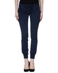Duck Farm Casual Pants Dark Blue