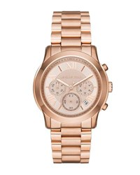 Michael Michael Kors 39Mm Jet Set Chronograph Bracelet Watch Pink