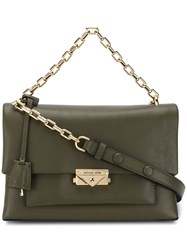 Michael Kors Cece Medium Shoulder Bag Green