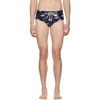 Loewe Black Paula's Ibiza Edition Circus Bathing Suit