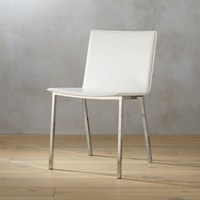 Cb2 Phoenix Ivory Chair
