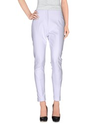 French Connection Trousers Casual Trousers Women White