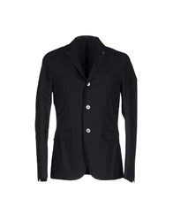 Seventy By Sergio Tegon Suits And Jackets Blazers Dark Blue