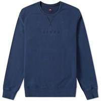 Edwin Katakana Sweat Blue