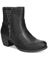 Easy Street Shoes Easy Street Rylan Booties Women's Shoes