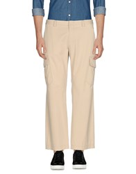 Miu Miu Casual Pants Sand