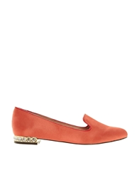 Asos Live Fast Slippers Tomato