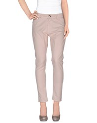 Liviana Conti Trousers Casual Trousers Women Pink