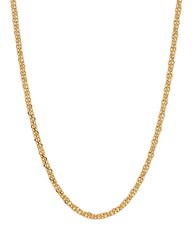 Lord And Taylor 14K Yellow Gold Infinity Chain 18In