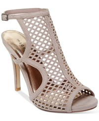 Madden Girl Madden Girl Regalll Caged Dress Sandals Women's Shoes Nude