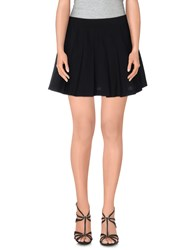 Orion London Skirts Mini Skirts Women Black
