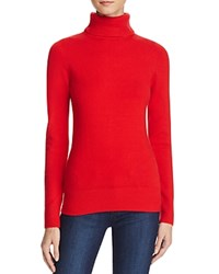 French Connection Turtleneck Sweater Compare At 88 Scarlet