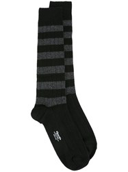 Church's Striped Socks Black