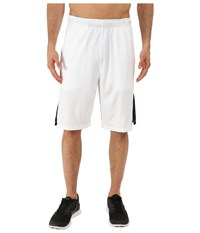 Nike Hyperspeed Knit Shorts White Black Black Men's Shorts