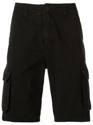 Osklen Cargo Shorts Black