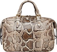 Belstaff Python Ashley Duffel Nude