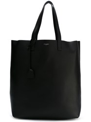 Saint Laurent Shopping Tote Black