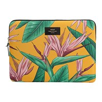 Wouf Bird Of Paradise Laptop Case 33Cm Orange