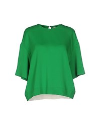 Antonio Marras Shirts Blouses Women Green