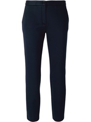 Erika Cavallini Semi Couture 'New York' Trousers Blue