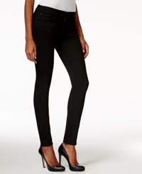 Buffalo David Bitton Faith Skinny Black Rinse Wash Jeans