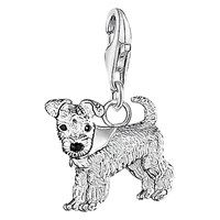 Thomas Sabo Charm Club Dog Charm Silver
