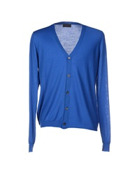 Richmond X Cardigans Bright Blue
