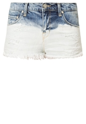 Ltb Shania Denim Shorts Beyonce Wash White