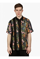 Y 3 Men's Graphic Aloha' Shirt