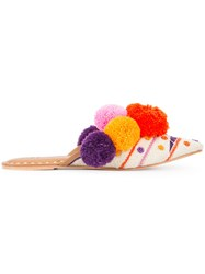 Figue Pom Pom Slippers