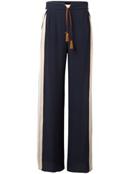 Antonia Zander Dariahose Trousers Blue
